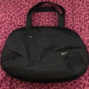 🔥Nike Navy light weight gym bag